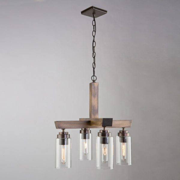 Home Glow chandelier- AC10864DP-02