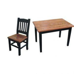 kid's playmate-kid's chair-kid's tablesolid wood