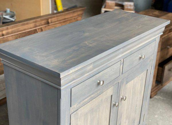 Solid wood Manhattan Buffet-Handcrafted-03