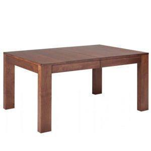 modern dining table - handcrafted solid wood-01