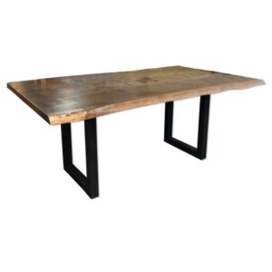 Norwich Live Edge Dining Table -01