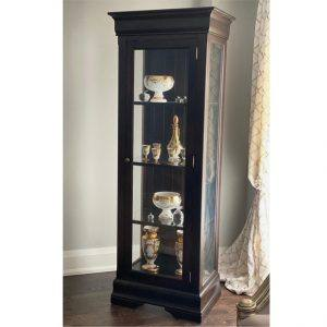 solid wood handcrafted Phillipe Curio-02