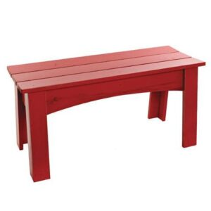 Sawcut Handcrafted Solid Wood Bench-01