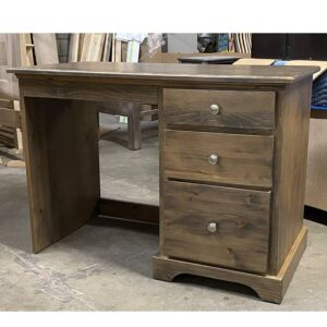 Solid wood Marco student desk-02