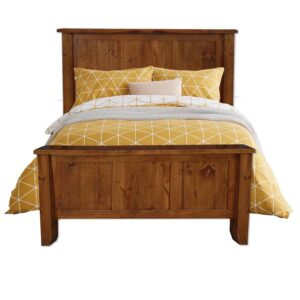 solid wood Thornbury Bed-handcrafted-01