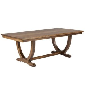 Versailles handcrafted Dining Table-Canadian Solid Wood