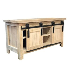 solid wood bar board TV table-entertainment unit