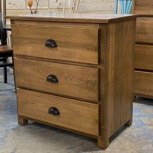 marco solid wood nightstand-01