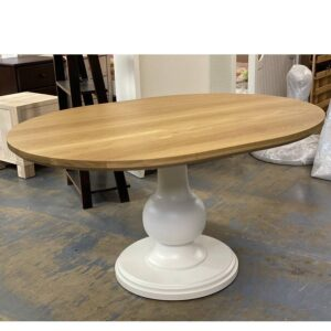 Dutchess solid wood round table-executive-01