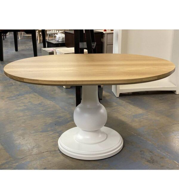 Dutchess solid wood round table-executive-02