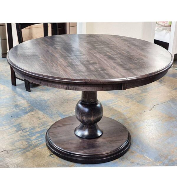 Dutchess solid wood round table-executive-04