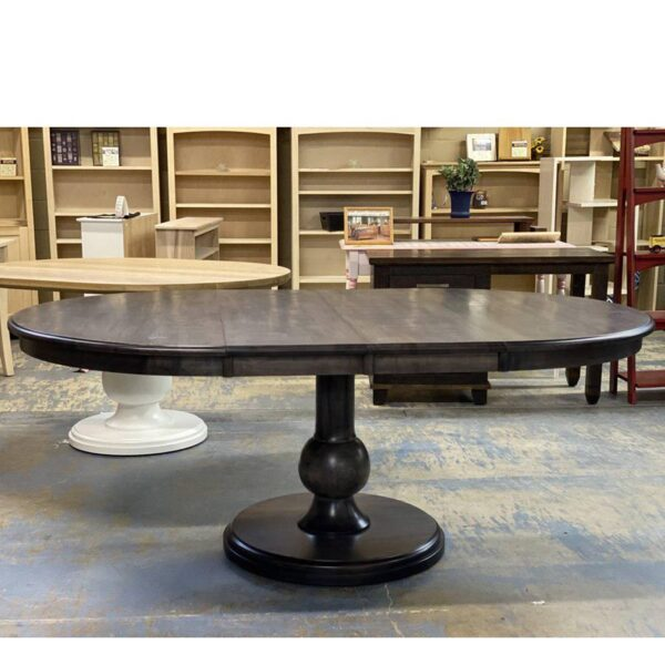 Dutchess solid wood round table-executive-05