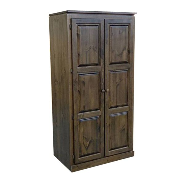 solid wood Marco armoire-handcrafted-wardrobe-01