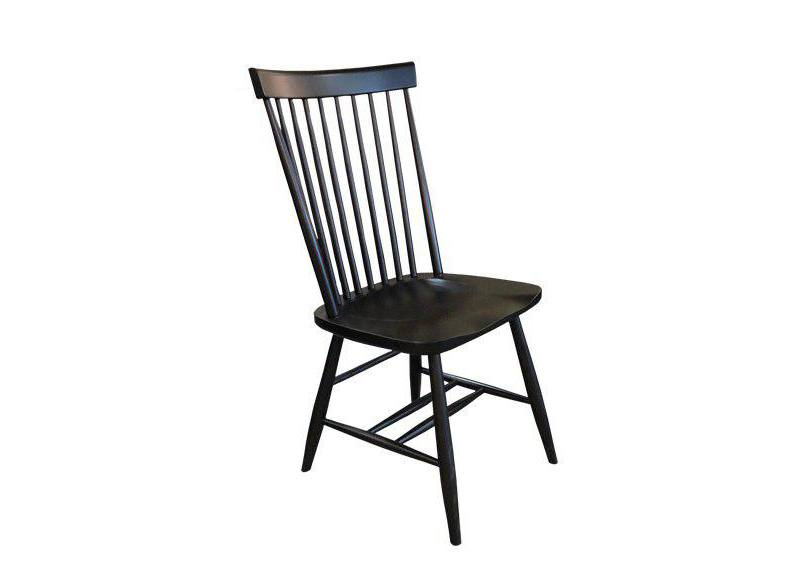shaker side chair-solid wood