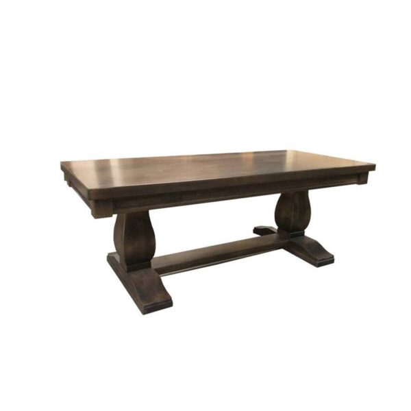 solid wood Madrid coffee table