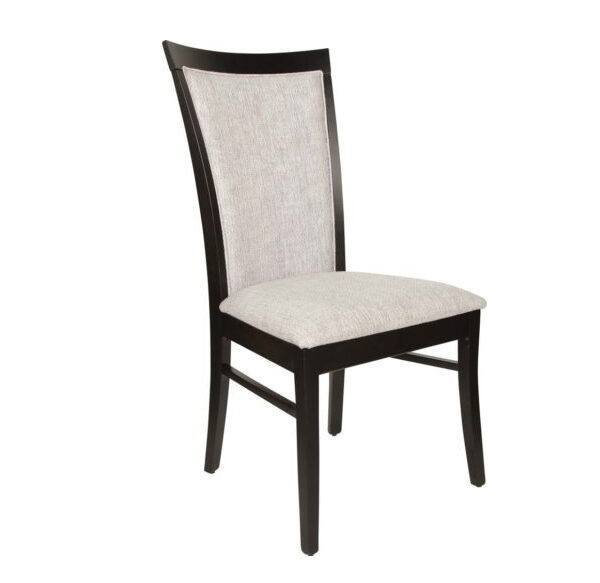 solid wood belwood upholstery chair