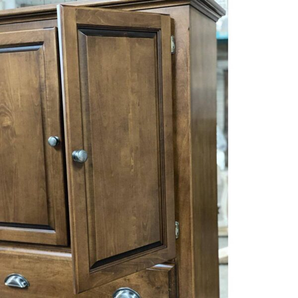 solid wood Hockley armoire-03