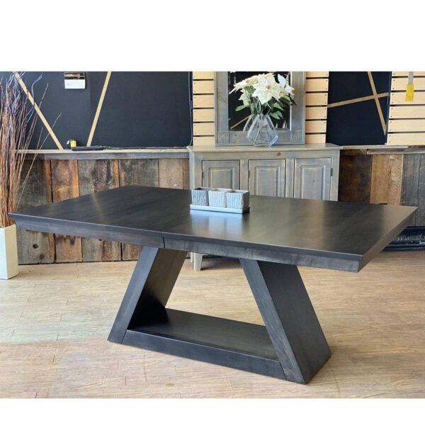 Shard solid wood dining table in toronto-handcrafted-01