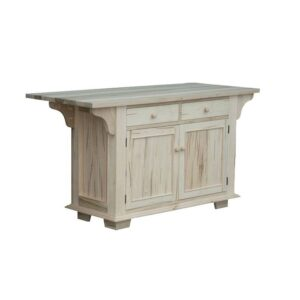 Solid wood handcrafted Simplicity Island