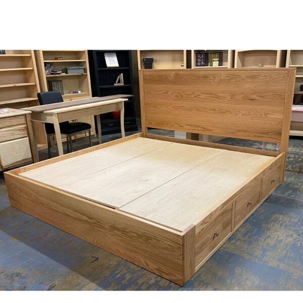 Marco storage Bed-solid wood-handcrafted-7