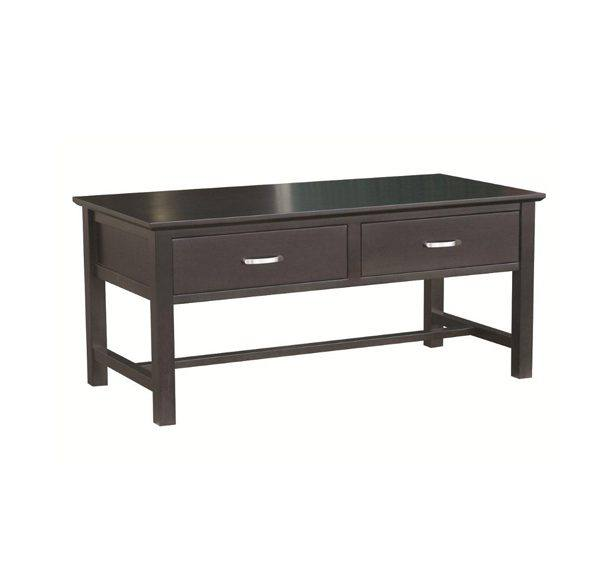 solid wood Bancroft Coffee Table-end table-sofa table