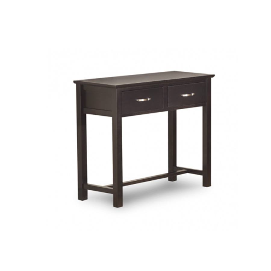 solid wood bancroft sofa table