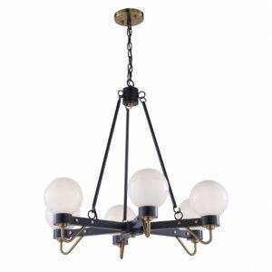 Chelton LED Chandelier(AC11426WH)-01