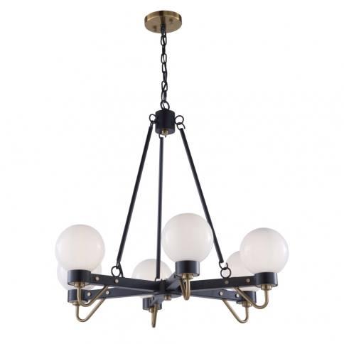 Chelton LED Chandelier(AC11426WH)-01