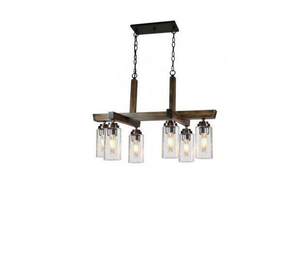 Home Glow Chandelier-AC10866DP -01