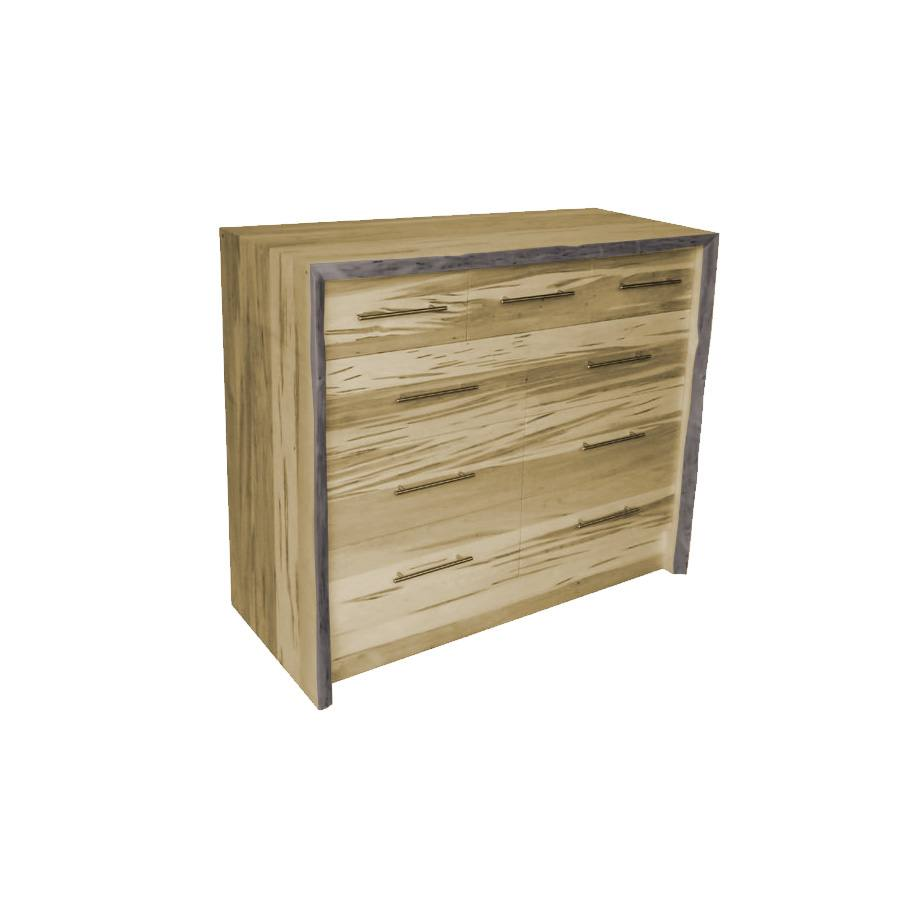 Live edge dresser-solid wood-01