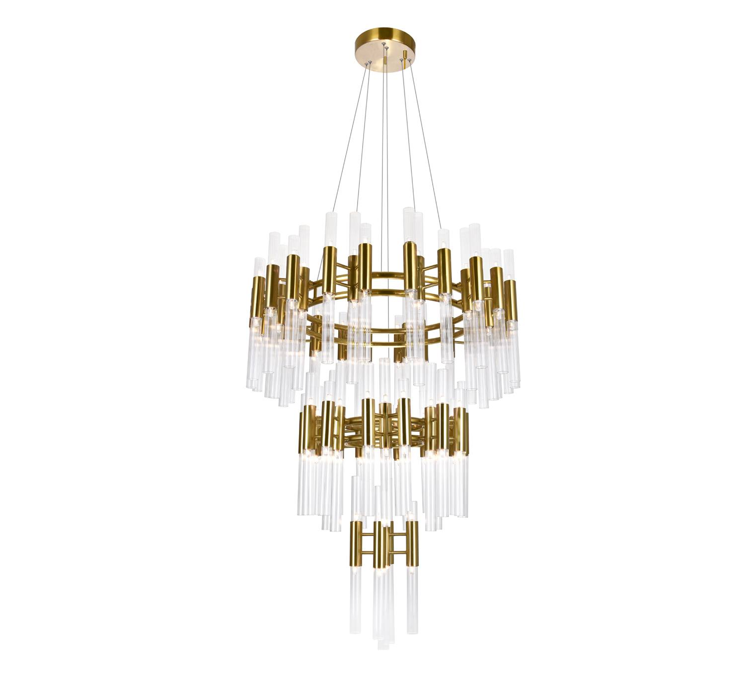 Orgue Light Chandelier-12301