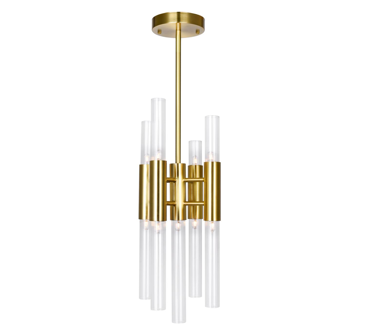 Orgue LED Light Pendant-1120P8-9-1