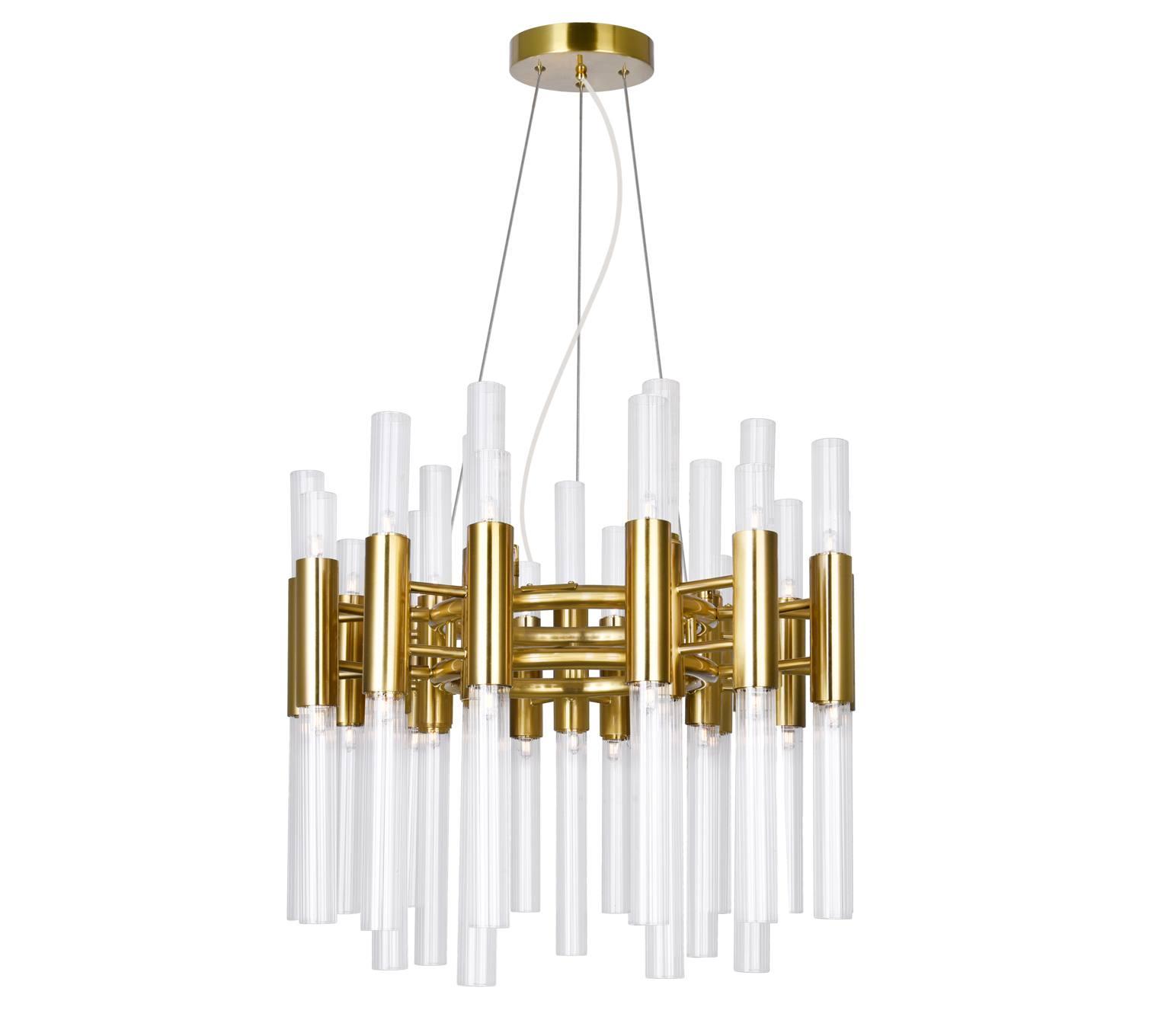 Orgue LED Light Chandelier-1120P20-42-625