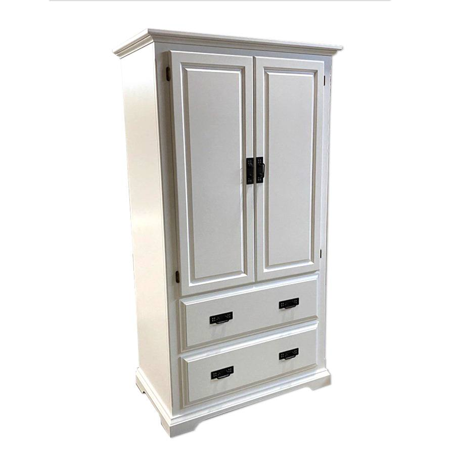 Hockley solid wood wardrobe, armoire,handcrafted-06
