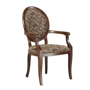 solid wood Augusta Arm Chair -01