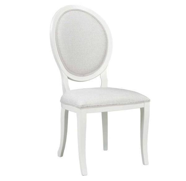 solid wood upholstery- Augusta dining chair-01