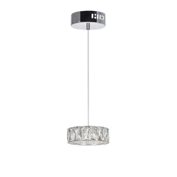 Madeline LED pendant-01-Ring Ceiling Light