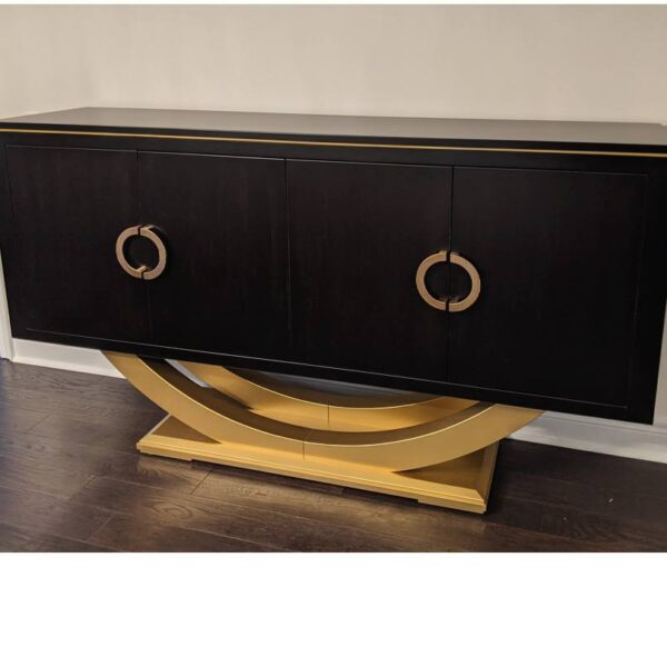 Metro solid wood buffet-handcrafted buffet-02