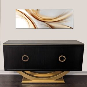 Metro solid wood buffet-handcrafted buffet-03