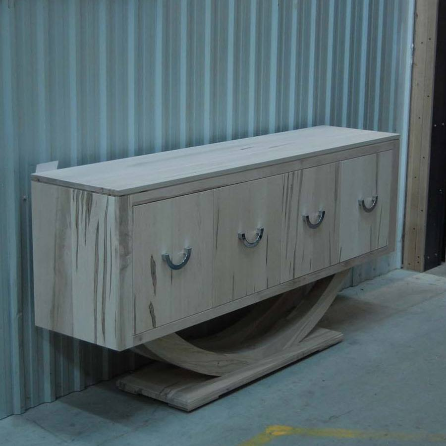 Metro solid wood buffet-handcrafted buffet-04