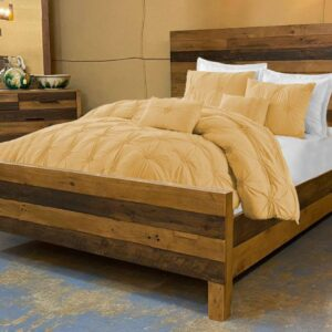 Tuff Solid Wood Bed-handrafted-07